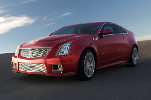 New 2014 Cadillac Cts V Coupe Price Reviews Specs Info Quote