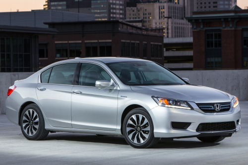 Accord Hybrid. 2014 Honda ...