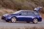 2012 Acura TSX Sport Wagon with Rear Hatch Open