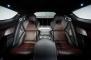 2014 Aston Martin Rapide S Sedan Rear Interior