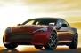 2014 Aston Martin Rapide S Sedan Exterior