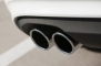 2013 Audi A4 2.0T Premium quattro Sedan Exhaust Detail
