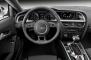 2013 Audi A5 2.0T Premium quattro Coupe Dashboard
