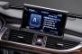 2013 Audi A6 3.0T Premium quattro Sedan Center Console