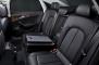 2013 Audi A6 3.0T Premium quattro Sedan Rear Interior