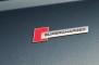 2013 Audi A6 3.0T Fender Badge Detail