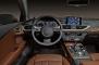 2013 Audi A7 Premium quattro Sedan Interior