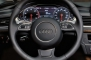 2013 Audi A7 Premium quattro Sedan Steering Wheel Detail