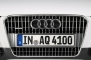 2013 Audi allroad Wagon Front Badge
