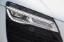 2014 Audi R8 Headlamp Detail