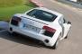 2014 Audi R8 V8 quattro Coupe Exterior