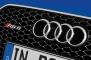 2014 Audi RS 5 quattro Convertible Front Badge