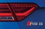 2014 Audi RS 5 quattro Convertible Rear Badge