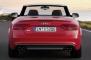 2013 Audi S5 Convertible Exterior