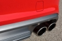 2013 Audi S6 Sedan Exhaust Tip Detail
