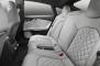 2013 Audi S7 Sedan Rear Interior
