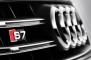 2013 Audi S7 Sedan Front Badge