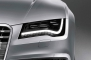 2013 Audi S7 Sedan Headlamp Detail