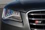 2013 Audi S8 Sedan Front Badge