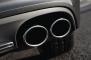 2013 Audi S8 Sedan Exhaust Tip Detail