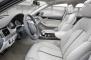 2013 Audi S8 Sedan Interior