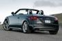 2013 Audi TTS Convertible Exterior