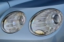 2014 Bentley Flying Spur Sedan Headlamp Detail