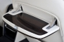 2014 Bentley Flying Spur Sedan Folding Seatback Tray Detail