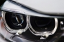 2014 BMW 3 Series 328i xDrive Wagon Headlamp Detail