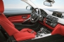 2014 BMW 4 Series 435i Coupe Interior