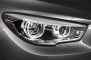 2014 BMW 5 Series Gran Turismo 4dr Hatchback Headlamp Detail