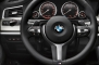 2014 BMW 5 Series Gran Turismo 4dr Hatchback Steering Wheel Detail