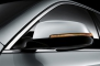 2014 BMW 5 Series Sedan Exterior Mirror Detail