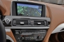 2014 BMW 6 Series Gran Coupe Sedan Navigation System