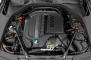 2014 BMW 6 Series Gran Coupe 640i  3.0L Turbocharged I6 Engine