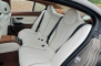 2014 BMW 6 Series Gran Coupe 640i  Sedan Rear Interior