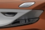 2014 BMW 6 Series Gran Coupe 640i  Sedan Interior Door Trim Detail
