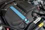 2014 BMW ActiveHybrid 5 Sedan 3.0L Turbocharged gas/electric I6 Engine