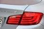 2014 BMW ActiveHybrid 5 Sedan Rear Badge
