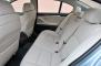 2014 BMW ActiveHybrid 5 Sedan Rear Interior
