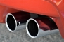 2014 BMW M6 Coupe Exhaust Tip Detail