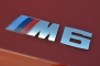 2014 BMW M6 Coupe Rear Badge