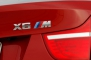 2012 BMW X6 M Rear Badge