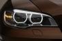 2014 BMW X6 xDrive50i 4dr SUV Headlamp Detail