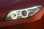 2014 BMW Z4 sDrive35is Convertible Headlamp Detail