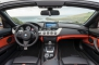 2014 BMW Z4 sDrive35is Convertible Dashboard