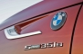 2014 BMW Z4 sDrive35is Convertible Fender Badge Detail