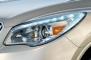 2013 Buick Enclave Headlamp Detail