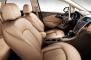 2013 Buick Verano Sedan Interior