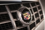 2013 Cadillac CTS Coupe Front Badge